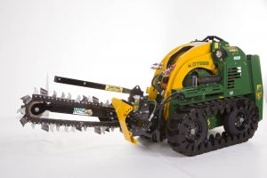 8 Series Trencher