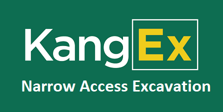 KangEx - Logo (Green Background, Screen Version) narrow Access